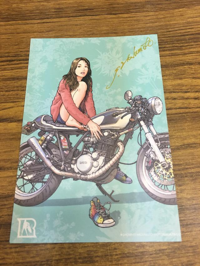 画像5: 先着100名様に東本昌平先生の直筆サイン入りポストカードをプレゼント!
