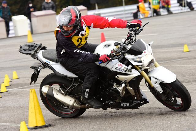 画像11: ノービスからシードまで、各クラスの走りを紹介! オートバイ杯第1戦フォトレポート