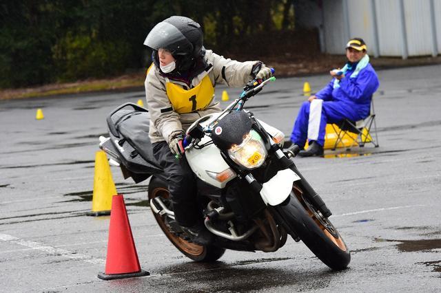 画像4: ノービスからシードまで、各クラスの走りを紹介! オートバイ杯第1戦フォトレポート