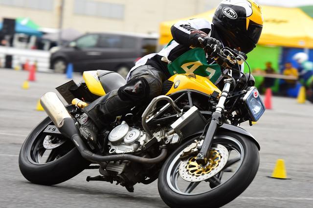 画像14: ノービスからシードまで、各クラスの走りを紹介! オートバイ杯第1戦フォトレポート