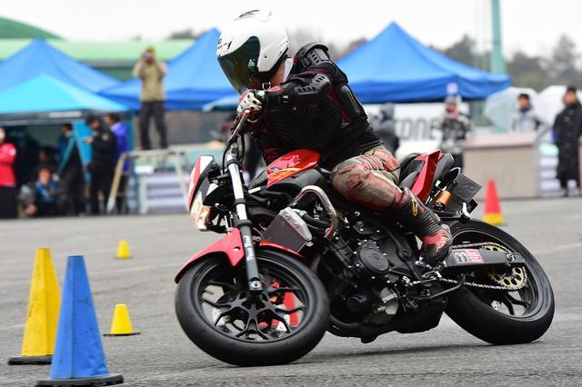 画像3: ノービスからシードまで、各クラスの走りを紹介! オートバイ杯第1戦フォトレポート