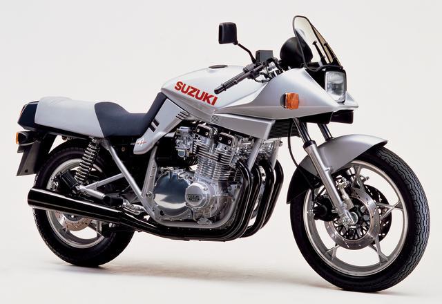 画像: <KATANA伝 その9>GSX1000S(SZ)1982年