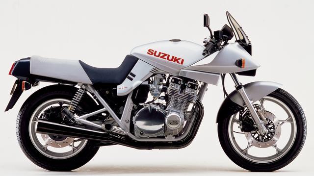 画像: <KATANA伝 その2>GSX1100S KATANA(SZ)Proto Type 1982年