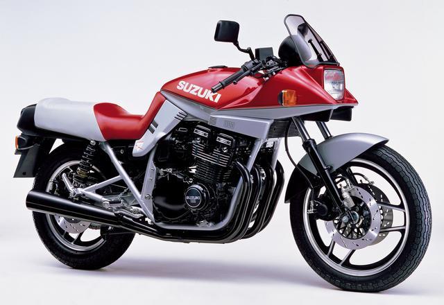画像: <KATANA伝 その5>GSX1100S KATANA(SE)1984年