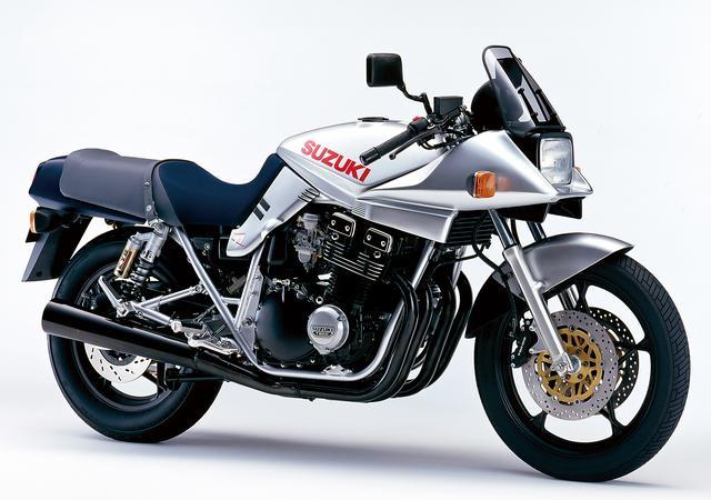 画像: <KATANA伝 その8>GSX1100S KATANA(SY) Final Edition 2000年