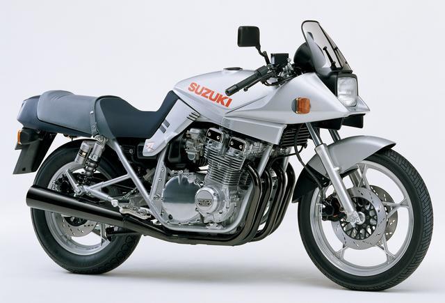 画像: <KATANA伝 その7>GSX1100S KATANA(SR)1994年