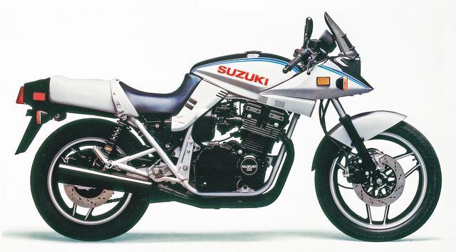 画像: <KATANA伝 その4>GSX1100S KATANA(SD)1983年