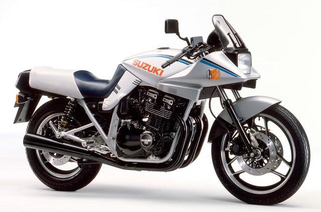 画像: <KATANA伝 その10>GSX1000S(SD)1983年