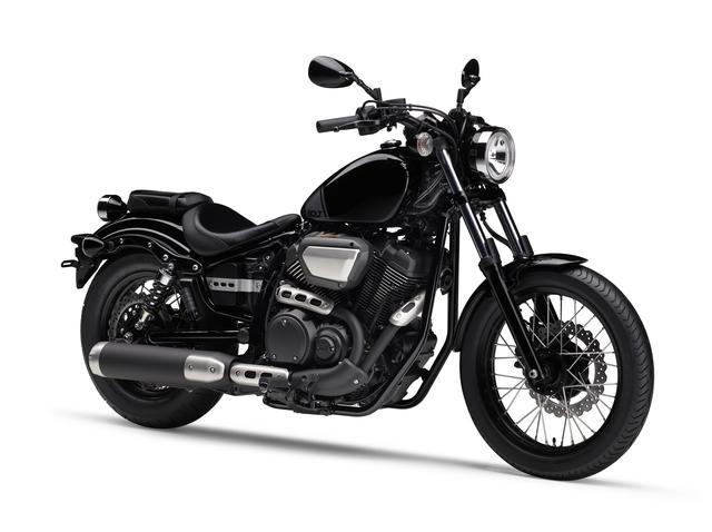 画像: YAMAHA BOLT ABS ブラックメタリックX(ブラック) 96万1200円
