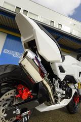 画像: スリップオンタイプの「Racing MX Slip-on」は中高速のスムーズな吹け上がりが特徴となっている。