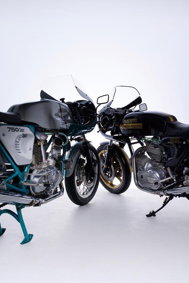 画像1: ドゥカティには、いつもスーパーバイクとスーパースポーツがある