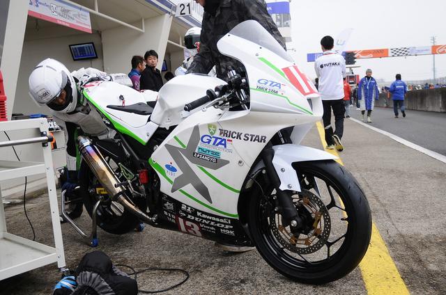 画像: アジア選手権AP250の初代チャンピオンは、このNinja250!
