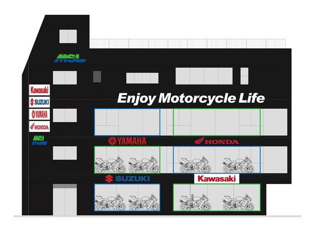 画像: バイクライフを充実させてくれる、 「遊び」の提案型ショップへと進化!