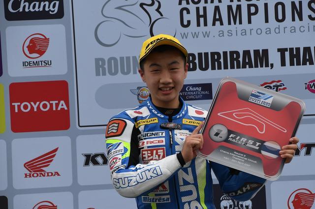 画像: 順位だけを見ると、12th/2nd/8th/優勝と出入りが激しい藤田ですが、それだけ激戦ってこと!