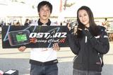 画像: アクティブ・ブースでは、リアルタイムラップタイマー「Q スターズ」の展示と貸出も! ラップタイムが計測できるだけじゃなく、それまでのラップタイムと比較して速い、遅いをカラーで教えてくれるなど、普段のスポーツ走行が楽しくなるアイテムなのだ。オートバイ編集部でもサーキット走行時には活用しています! www.acv.co.jp