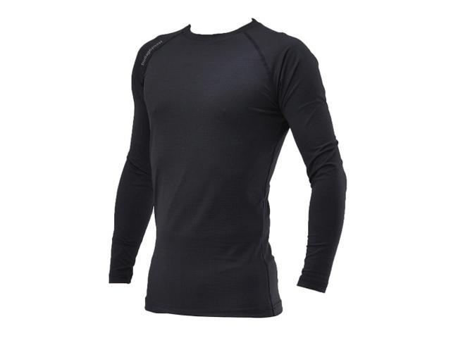 画像: HBV-017 放熱冷感インナー クルーネックシャツ 6400円(税抜)