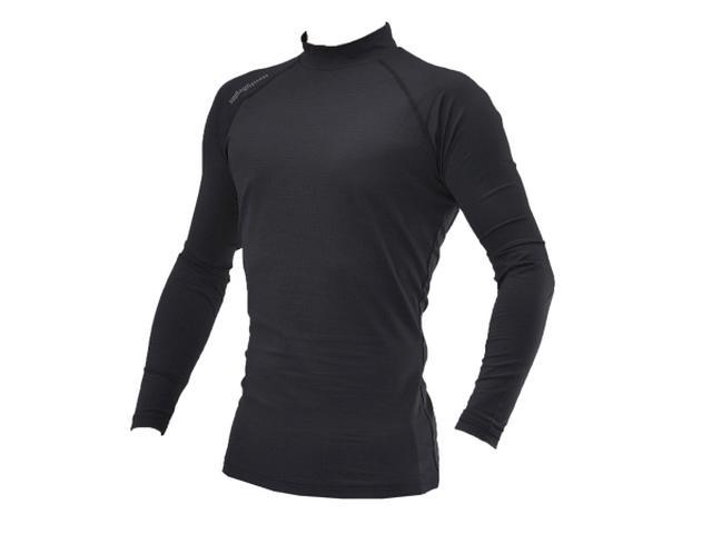 画像: HBV-017 放熱冷感インナー ハイネックシャツ 6400円(税抜)