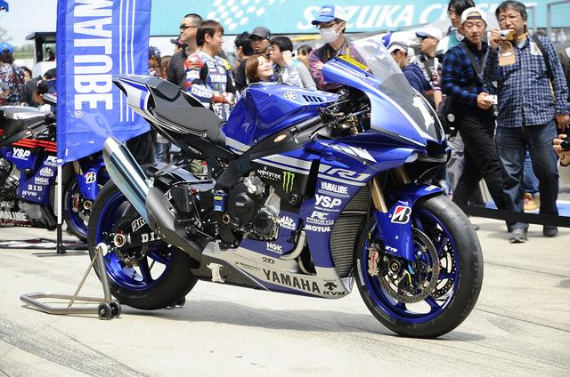 画像: 3シーズン目のYZF-R1 もはや熟成の極みですね 日本一速いマシンであることに変わりなし!