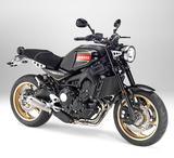 画像: XSR900 ヘリテージ外装セット RZブラック - バイク スクーター   ヤマハ発動機株式会社