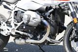 画像: エンジンは伝統の空冷フラットツイン。他社にはない、独自の個性を誇る。 パワーは110PSで、独特のサウンド、ビート、トルクが魅力。