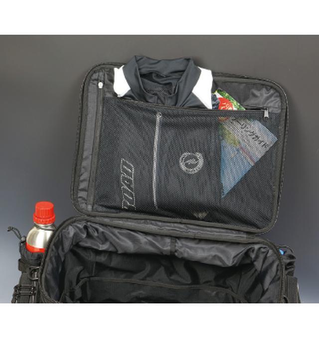 画像3: 様々な用途に対応する万能ツーリングバッグが発売に!