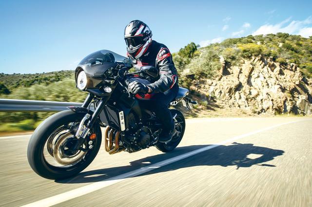 画像: イタリアを代表するチューナーの名を冠したホットなヘリテイジ・カフェレーサー! YAMAHA XSR900 ABARTH - オートバイ & RIDE