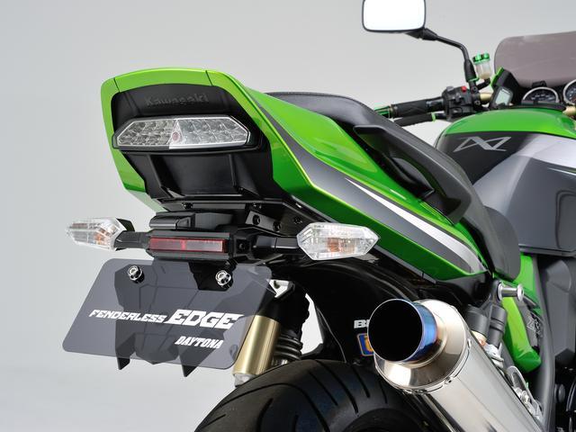 画像: ZRX1200DAEG('09〜'16) ■価格:1万4000円(税抜)