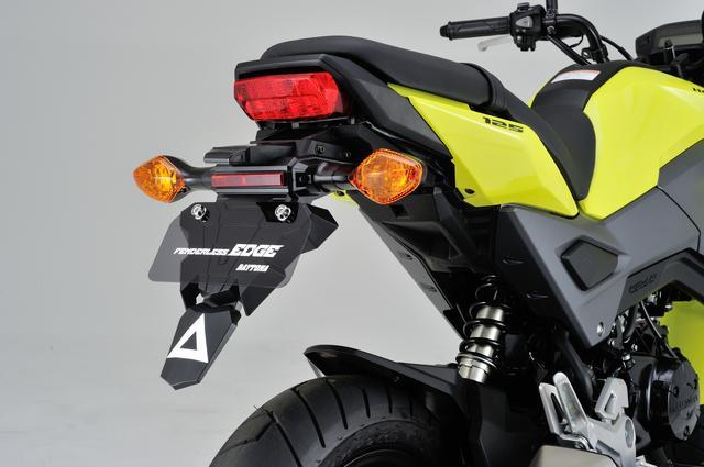 画像: GROM ※LEDヘッドライト車('16) ■価格:1万4800円(税抜)