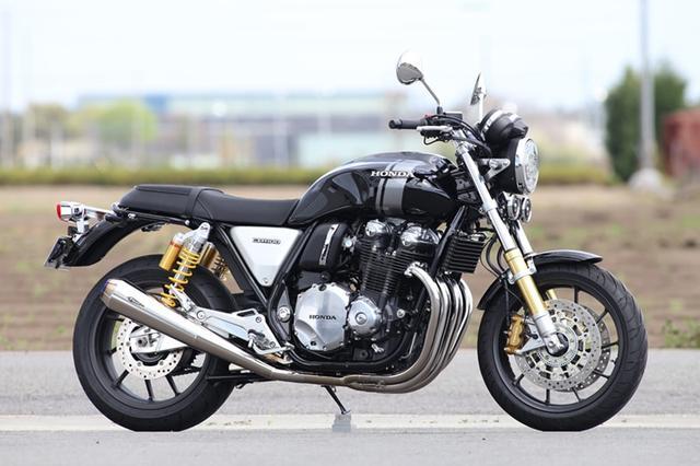 画像: 17〜 CB1100 RS/EX Twin|マフラー|アールズ・ギア[Fun to Ride]