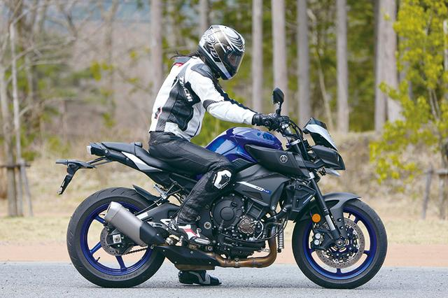 画像1: RIDING POSITION(MT-10 ABS)