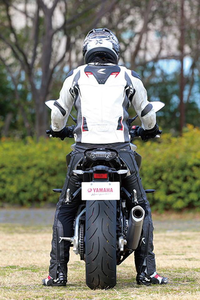 画像2: RIDING POSITION(MT-10 SP ABS)