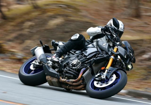 画像: YAMAHA MT-10 SP ABS