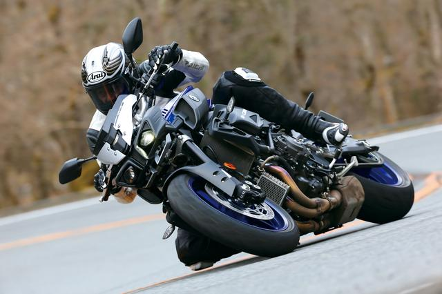 画像: YAMAHA MT-10 ABS