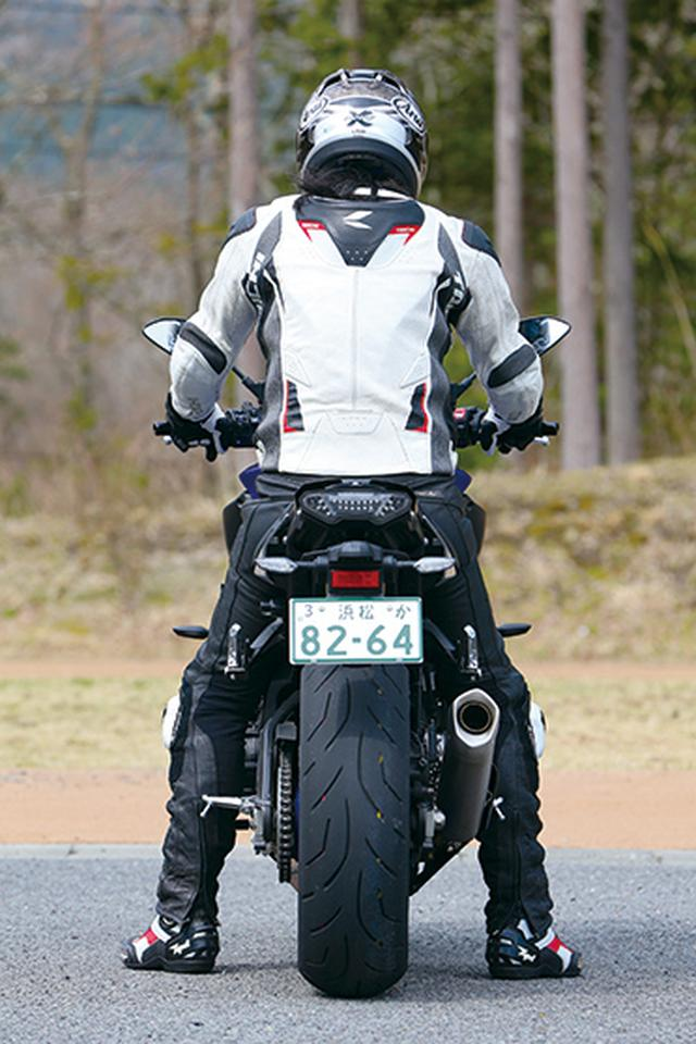 画像2: RIDING POSITION(MT-10 ABS)
