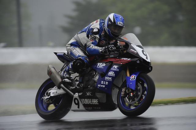 画像: 6位入賞の藤田拓哉 開幕戦の3位に続いて幸先のいいスタート ランキングはヤマハ勢トップです!
