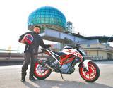 画像: ライター:横田和彦 バイク歴32年。数多くのバイクを乗り継ぎ、現在もツーリングや草レース参戦を楽しんでいるライター。
