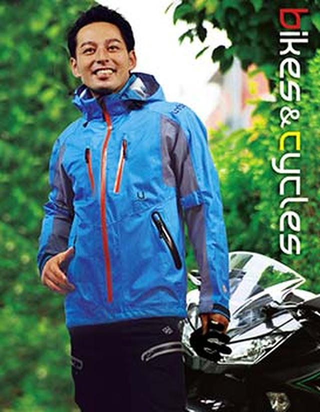 画像: J-AMBLE(ジェーアンブル) バイク用ジャケット、ライディングウェアメーカー