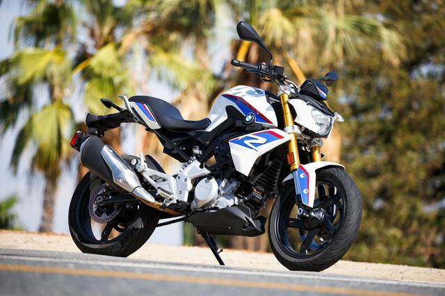 画像: BMW Motorradより G 310 R 正式発表