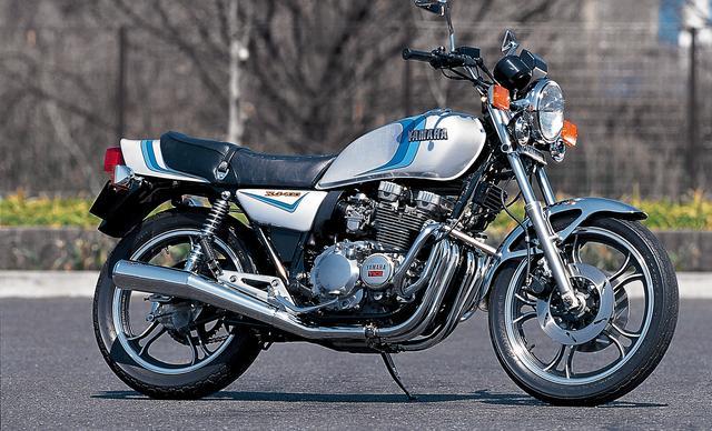 画像: ヤマハが国内市場に送り出した、渾身の4気筒スポーツモデル