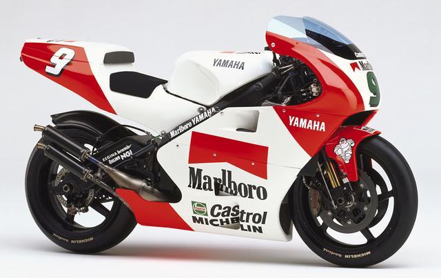 画像: 96年のYZR500といえばノリックのマシン 第3戦の日本GPで歓喜のGP初優勝でした