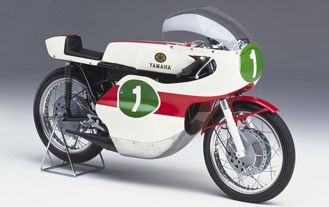 画像: ヤマハのGP初優勝マシンRD56 1963年の第5戦ベルギーGPで伊藤史朗さんが初優勝!