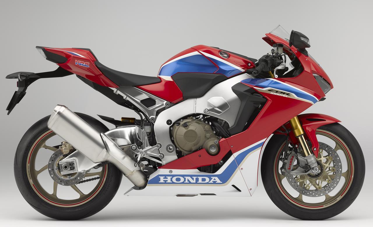 画像: 台数限定の「CBR1000RR SP2」は302万4000円で登場! 商談受付は6月5日から! - オートバイ & RIDE