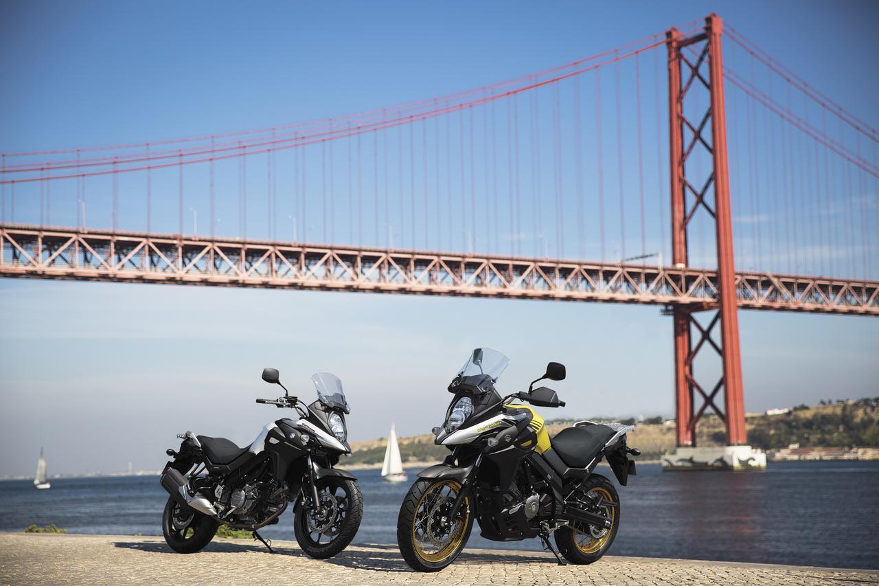 画像: スズキのアドベンチャーツアラーV-Stromシリーズが全面改良!国内仕様のV-Strom250の詳細も明らかに!SUZUKI V-Strom 1000 ABS/XT ABS・V-Strom 650 ABS/XT ABS・V-Strom 250 - オートバイ & RIDE