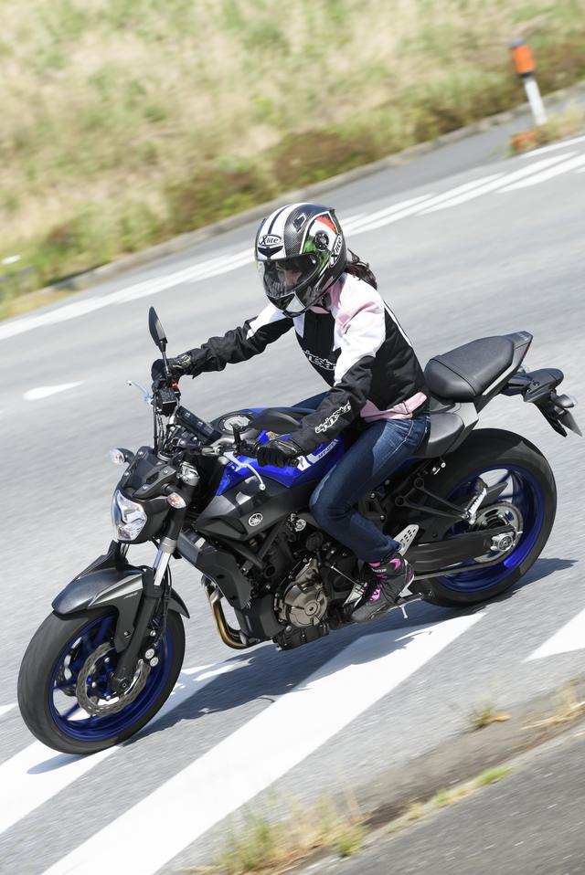 画像: ちなみに、どんなライダーに似合うバイクだと思う?