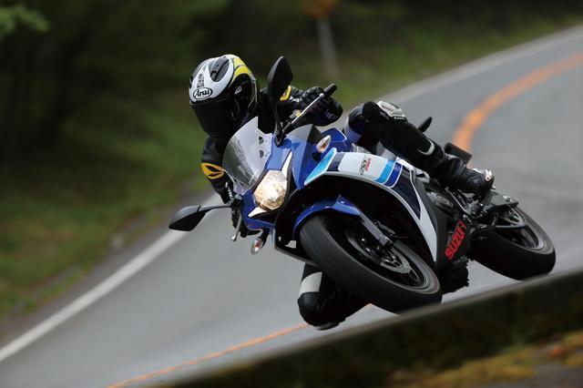 画像: <試乗インプレ>SUZUKI GSX250R(2017年) - オートバイ & RIDE