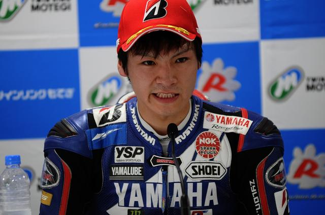 画像: JSB初優勝の流れに乗って世界耐久でも初優勝してきます、と野左根