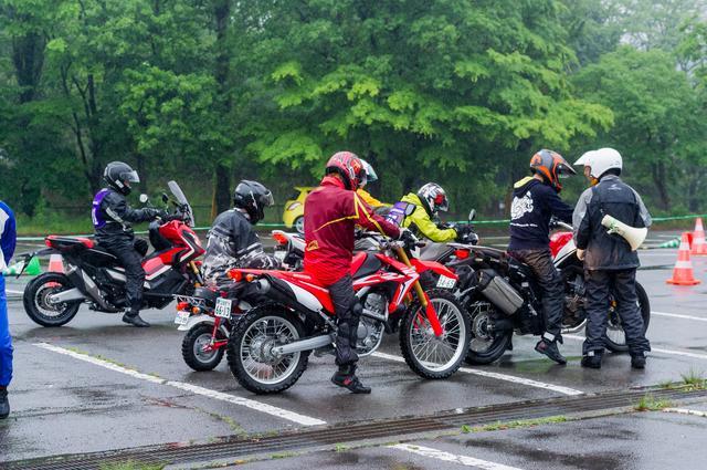 画像3: ホンダと大学がコラボしたバイクイベント第三弾!