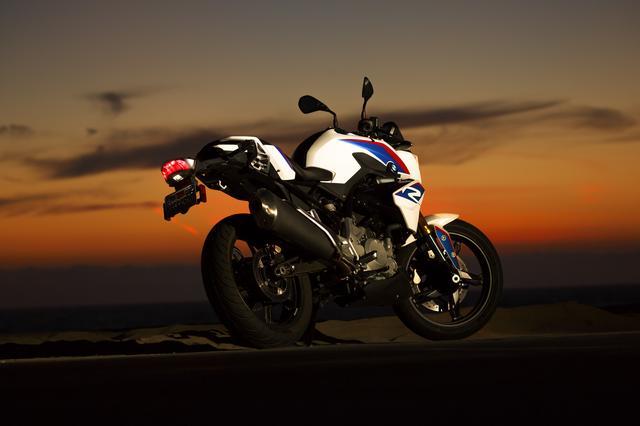 画像: 詳細ならびにスペックはBMW Motorrad 公式サイトよりご確認ください。