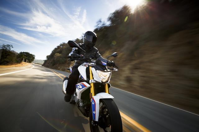 画像1: BMW Motorrad G 310 R デビューフェア開催