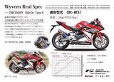 画像1: ビッグバイク用のマフラーで証明されている! クオリティの高さは折り紙つき!
